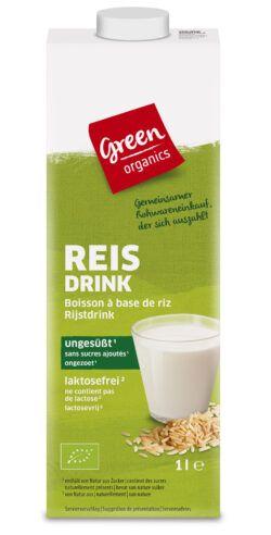 greenorganics Reisdrink 10x1l