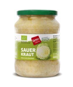 greenorganics Sauerkraut 6x680g