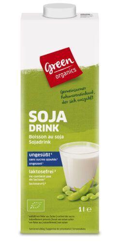 greenorganics Sojadrink 10x1l