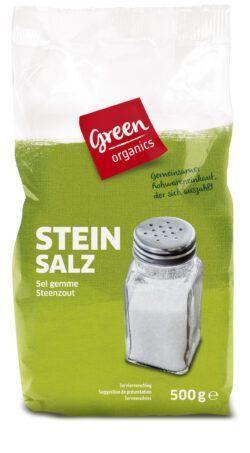 greenorganics Steinsalz 6x500g