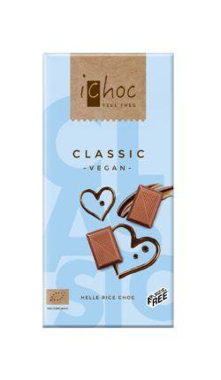 iChoc Classic - Helle Rice Choc 10x80g