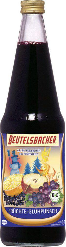 BEUTELSBACHER Bio Früchte Glühpunsch 6x0,7l