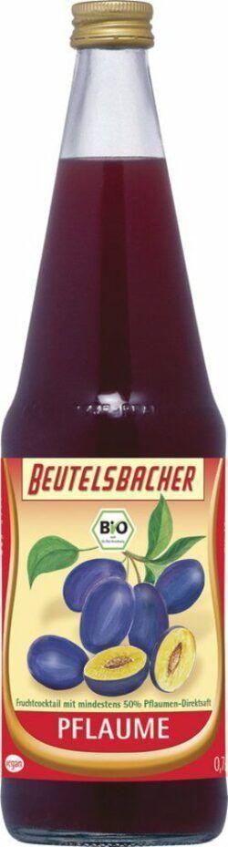 BEUTELSBACHER Bio Pflaume 6x0,7l