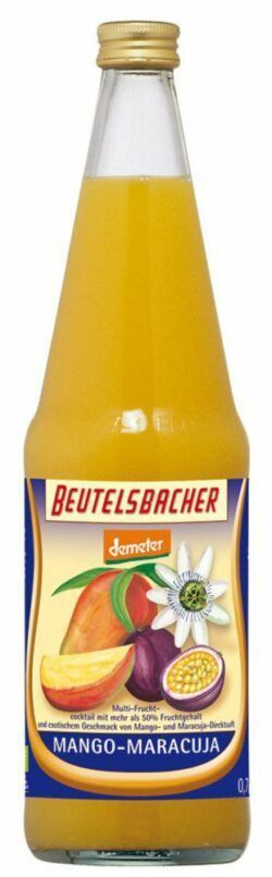 BEUTELSBACHER Demeter Mango-Maracuja 6x0,7l