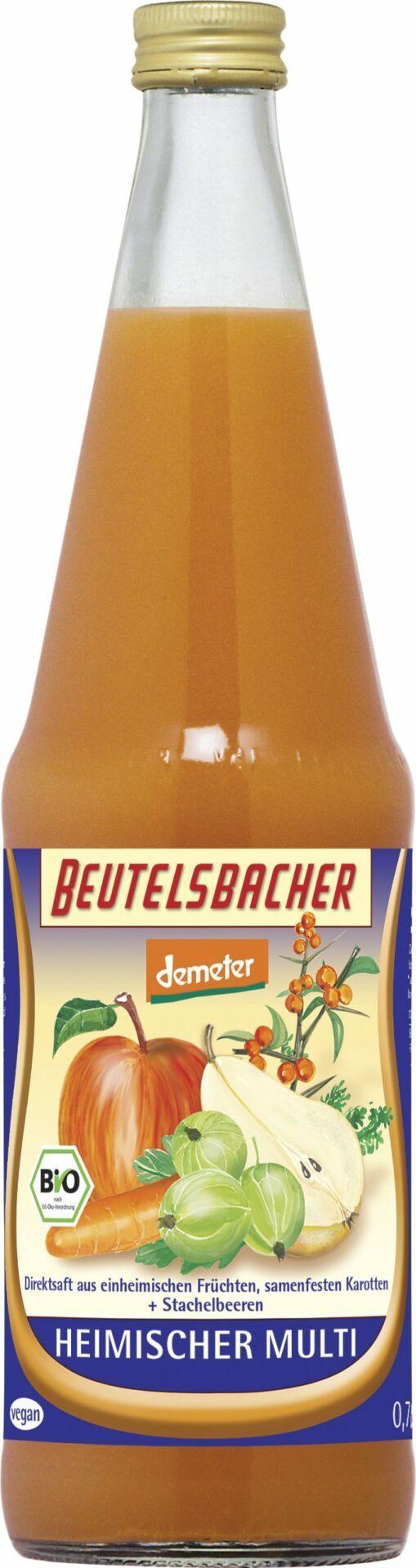 BEUTELSBACHER Demeter Heimischer Multi 6x0,7l