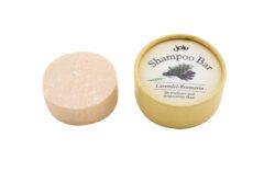 jolu Naturkosmetik Shampoo Bar Lavendel Rosmarin 50g