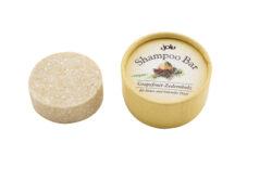 jolu Naturkosmetik Shampoo Bar Grapefruit Zedernholz 50g