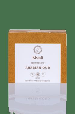 khadi Naturprodukte khadi Shanti Soap Arabian Oud 6x100g