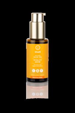 khadi Naturprodukte khadi Ayurvedic Hair Oil Vitality Grow 50ml