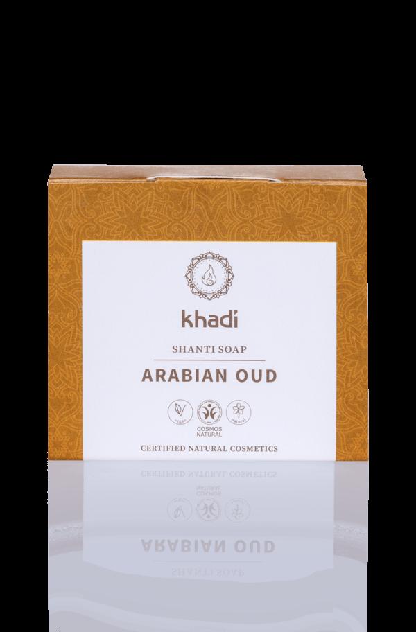 khadi Naturprodukte khadi Shanti Soap Arabian Oud 100g