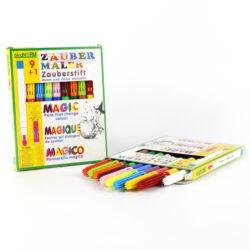 ökoNORM Zaubermaler 9+1 inkl. Farbwechselstift - 9 Farben 10Stück