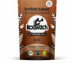 koakult koawach Bio Koffein-Kakao Pur 8x100g