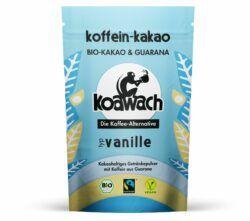 koakult koawach Bio Koffein-Kakao Vanille 8x100g