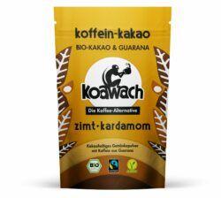 koakult koawach Bio Koffein-Kakao Zimt+Kardamom 8x100g