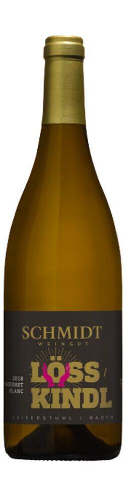 Ökologisches Weingut Schmidt Cabernet Blanc Trocken Lösskindl 0,75l
