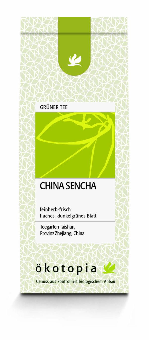 Ökotopia  China Sencha kbA 5x100g