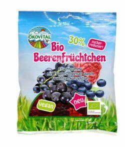 Ökovital Bio Beerenfrüchtchen 12x80g