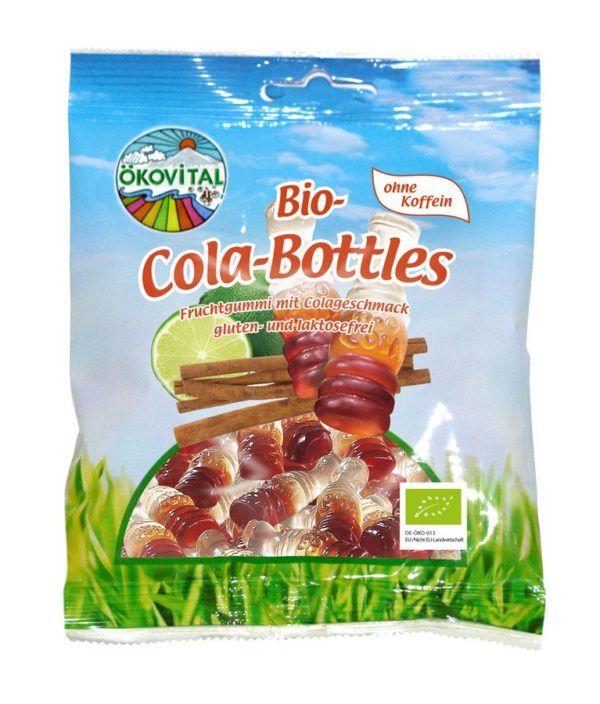 Ökovital Bio Cola Bottles 12x100g