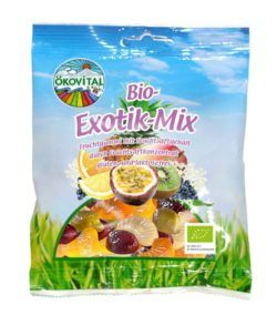 Ökovital Bio Exotik Mix 12x100g
