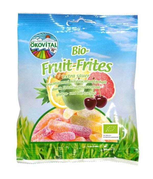 Ökovital Bio Fruit Frites 12x100g