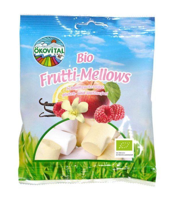 Ökovital Bio Frutti Mellows 8x100g