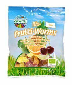 Ökovital Bio Frutti Worms 12x100g