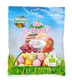 Ökovital Bio Jo Frutti 12x80g