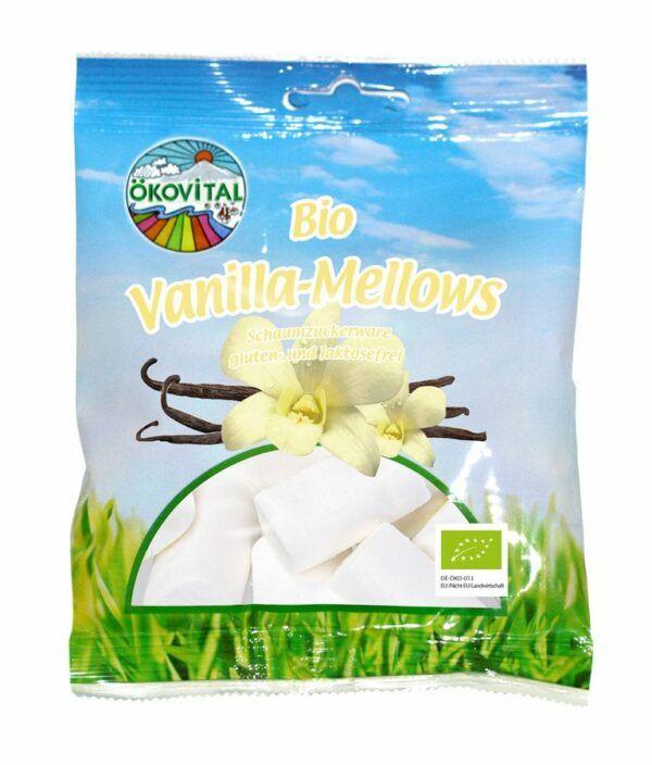 Ökovital Bio Vanilla Mellows 100g