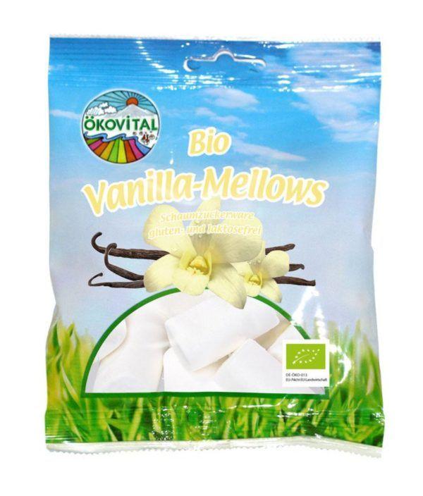 Ökovital Bio Vanilla Mellows 8x100g