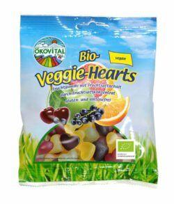 Ökovital Bio Veggie Hearts 12x100g