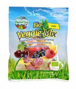 Ökovital Bio-Veggie-Mix 12x100g