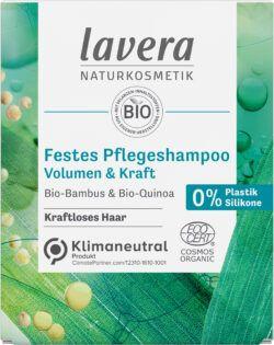 lavera Festes Pflegeshampoo Volumen & Kraft 50g