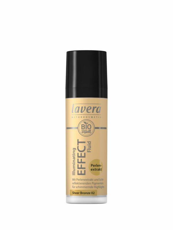 lavera Illuminating Effect Fluid -Sheer Bronze 02- 30ml