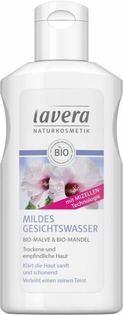 lavera Mildes Gesichtswasser Bio-Malve 125ml
