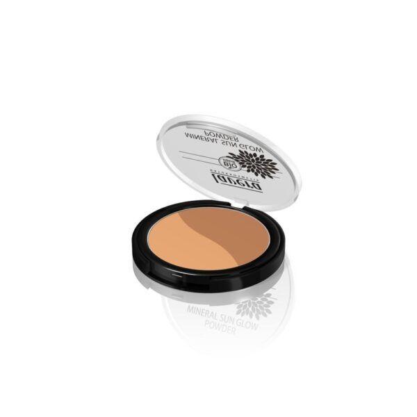 lavera Mineral Sun Glow Powder Duo - Golden Sahara 01 9g