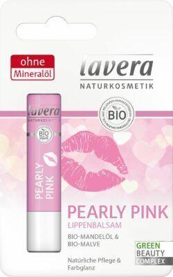 lavera Pearly Pink Lippenbalsam 6x4,5g