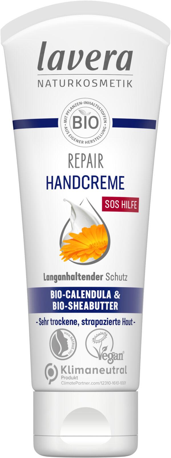 lavera Repair Handcreme 4x75ml