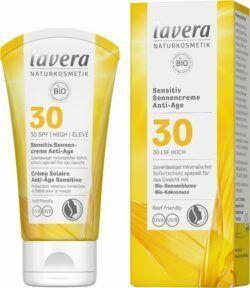 lavera Sensitiv Sonnencreme Anti-Age LSF 30 50ml