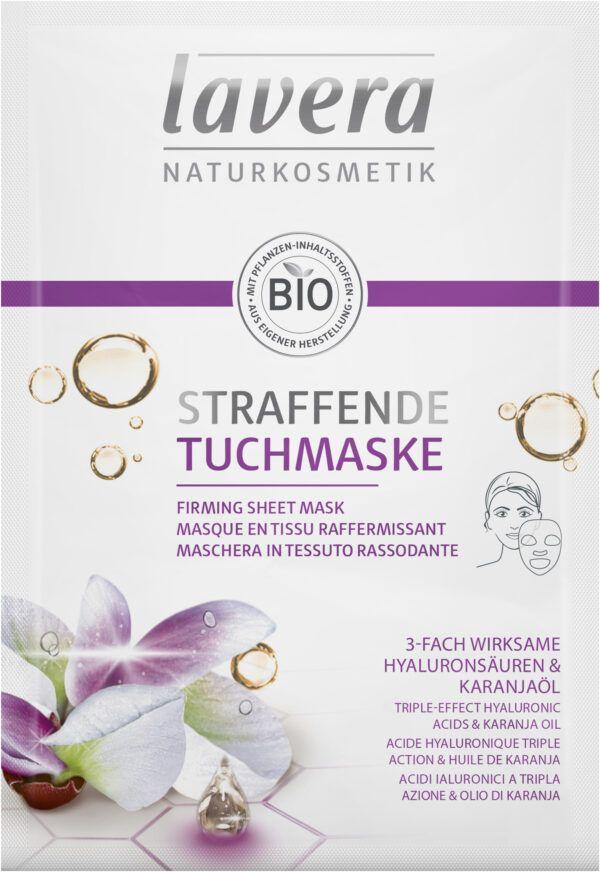 lavera Straffende Tuchmaske 10x21ml
