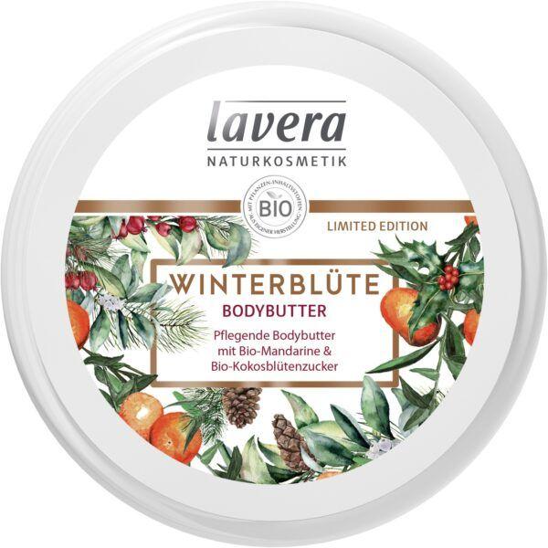 lavera Winter Limited Edition Winterblüte Bodybutter 150ml