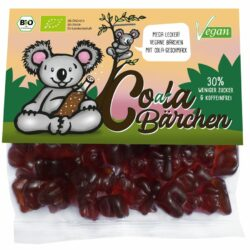 mind sweets Coala-Bärchen, Einzelpackung 10x75g