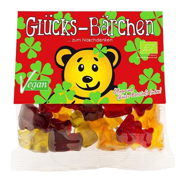 mind sweets Glücks-Bärchen, Einzelpackung