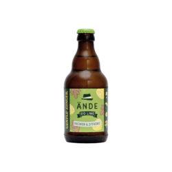 Ände Bio Limo Ingwer Zitrone - Gentle Ginger 20x330ml
