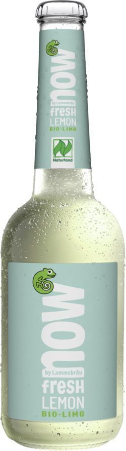 now Fresh Lemon (Bio) 10x0,33l