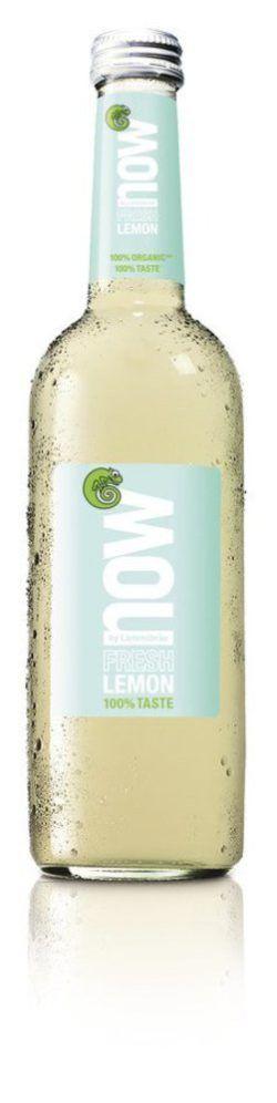 now Fresh Lemon (Bio) 6x0,75l