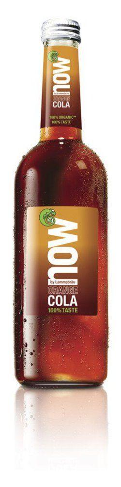 now Orange Cola (Bio) 6x0,75l