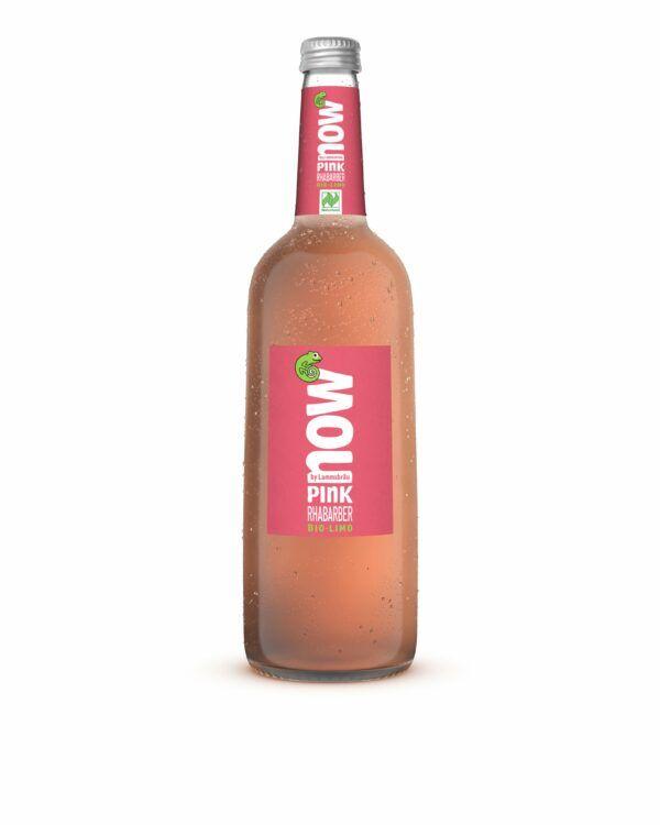 now Pink Rhabarber (Bio) 6x0,75l