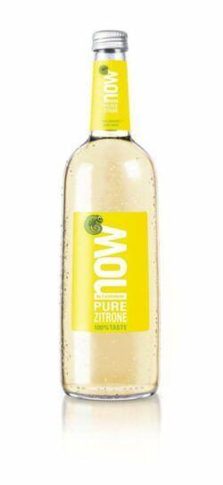 now Pure Zitrone (Bio) 6x0,75l