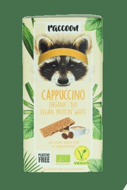 raccoon Bio Protein White Cappuccino 12x40g