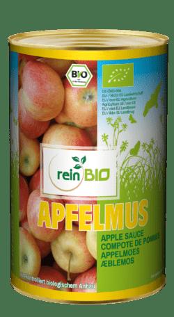 reinBIO Bio-Apfelmus 4300g